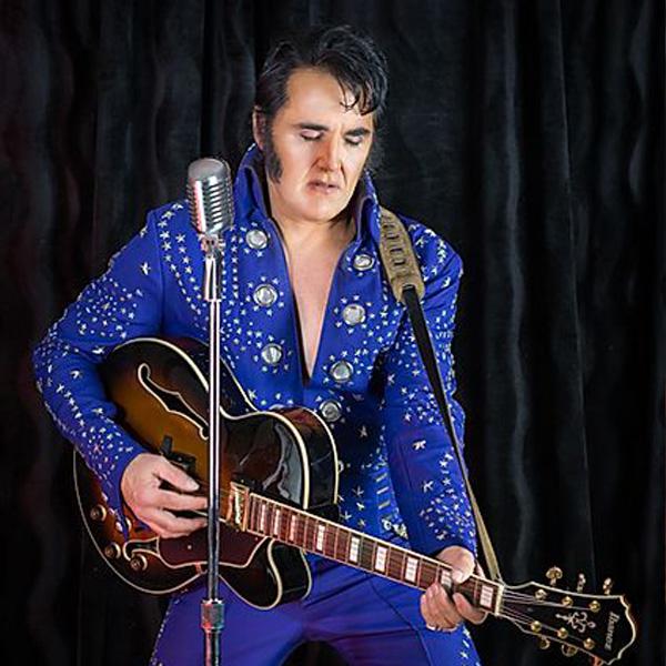The Jeffrey Elvis Tribute Show